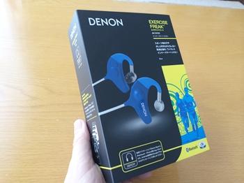 DENON AH-W150ヘッドフォン購入レビューです。