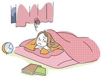 心拍数高い原因は睡眠不足? ※熟睡度を測定して分かったこと